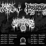 Black Witchery, Possession a Nyogthaeblisz v Praze