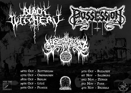 Black Witchery, Possession, Nyogthaeblisz