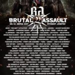 Brutal Assault 22 (sobota)