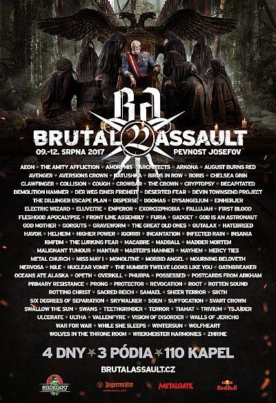 Brutal Assault 22