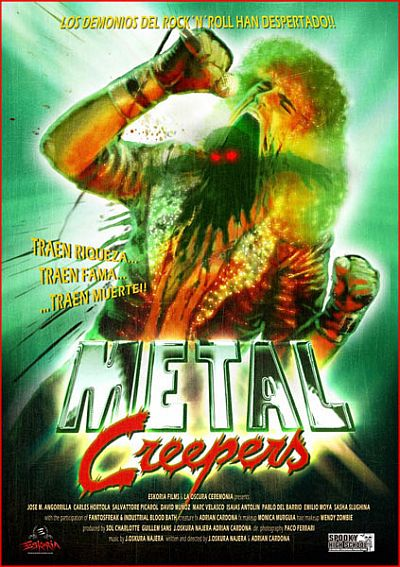 Metal Creepers (2011)