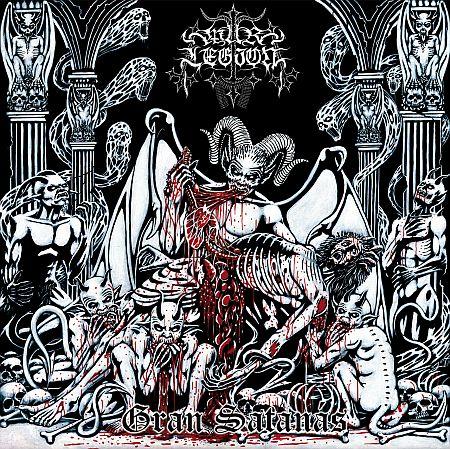 War Legion - Gran Satanás