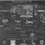 Pravěkfest VI 6. – 8. 10. 2017, Praha Underdogs