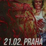 Obscure oznamuje: CANNIBAL CORPSE v únoru 2018 v Praze a Bratislavě