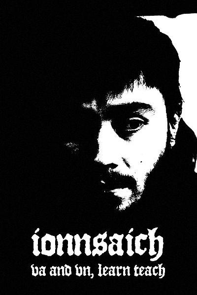 ionnsaich - va. and vn. learn, teach