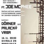 DKV Trio ft. Joe McPhee • Dörner/Palacký/Vrba • 16/11/2017 • Divadlo 29