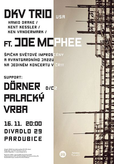 DKV Trio ft. Joe McPhee