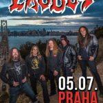 Exodus v červenci 2018 v Praze