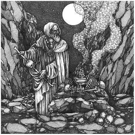 Horna - Kuolleiden kuu
