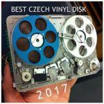 Best Czech Vinyl Disk 2017 právě startuje