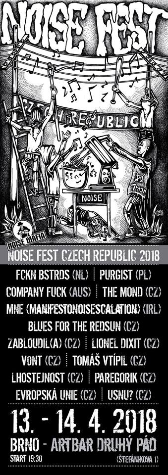 Noise Fest Czech Republic 2018