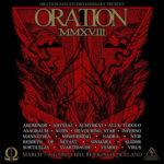 Oration MMXVIII (čtvrtek)