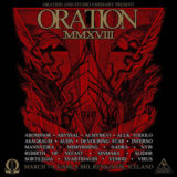 Oration MMXVIII (pátek)