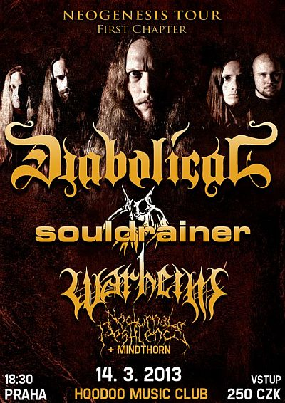 Diabolical, Souldrainer, Warheim