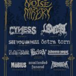 DIY festival Eternal Noise Misery zve 21. dubna na mnoho podob hluku