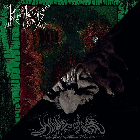 Howls of Ebb / Khthoniik Cerviiks - With Gangrene Edges / Voiidwarp