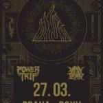 Trivium, Power Trip, Venom Prison