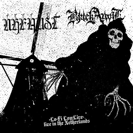 Urfaust / Black Anvil - Lo-Fi LowLife, live in The Netherlands