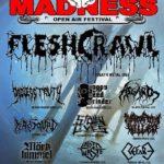 Info o Metal Madness 2018