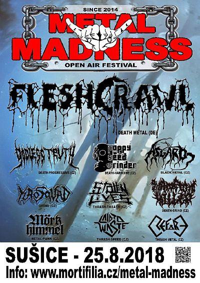 Metal Madness 2018
