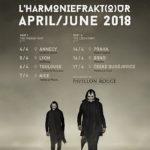 Industrial-black metalisté Gorgonea Prima vyráží na druhou část L' harmoniefraktour