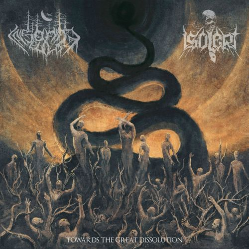 Insanity Cult / Isolert - Towards the Great Dissolution