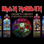 Iron Maiden, Killswitch Engage, The Raven Age