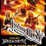 Judas Priest, Megadeth