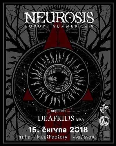 Neurosis poster 2018
