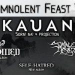 Somnolent Feast: Kauan, Doomed a spol. v Brně