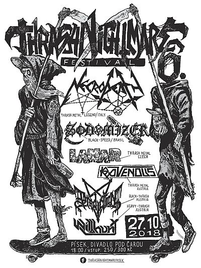 Thrash Nightmare festival vol. 6