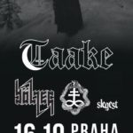 Taake, Bölzer, One Tail, One Head