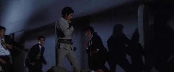 Chokugeki jigoku-ken: Dai-gyakuten (1974)