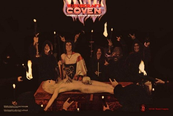 Coven - Witchcraft Destroys Minds & Reaps Souls (1969)