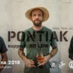 Pontiak příští týden v Praze