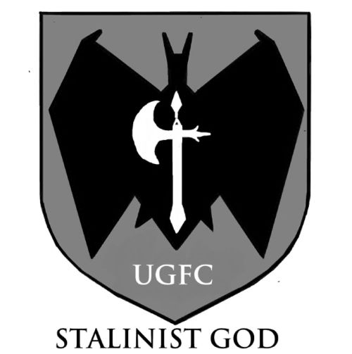 Uncle Grasha's Flying Circus - Stalinist God