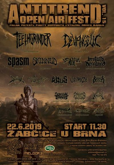 Antitrend Open Air Festival vol. 15