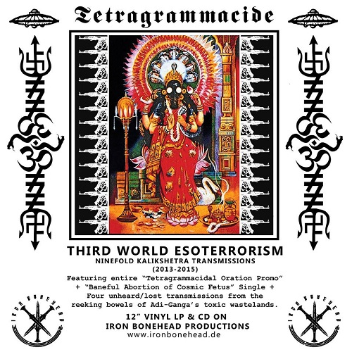 Tetragrammacide - Third World Esoterrorism