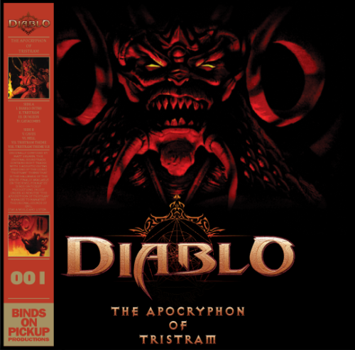 Diablo: The Apocryphon of Tristram OST