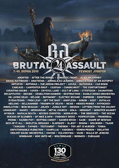 Brutal Assault 24