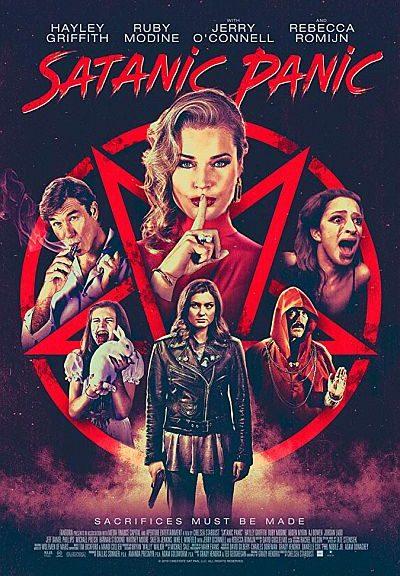 Satanic Panic (2019)