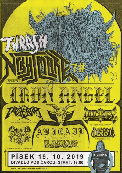 Thrash Nightmare vol. 7