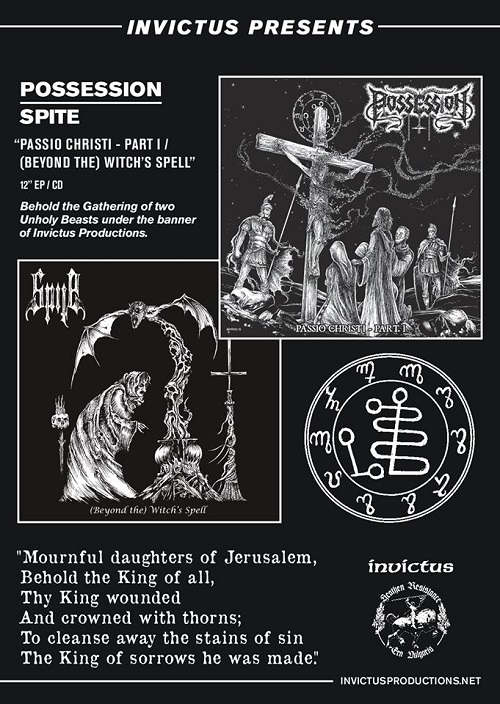 Possession Spite split