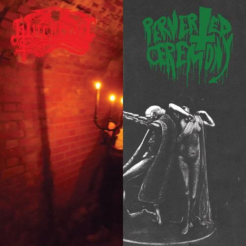 Perverted Ceremony / Witchcraft - Nighermancie / Black Candle Invoker