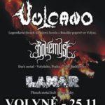 Vulcano + support ve Volyni