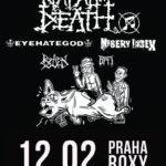 Napalm Death, Eyehategod, Misery Index, Rotten Sound
