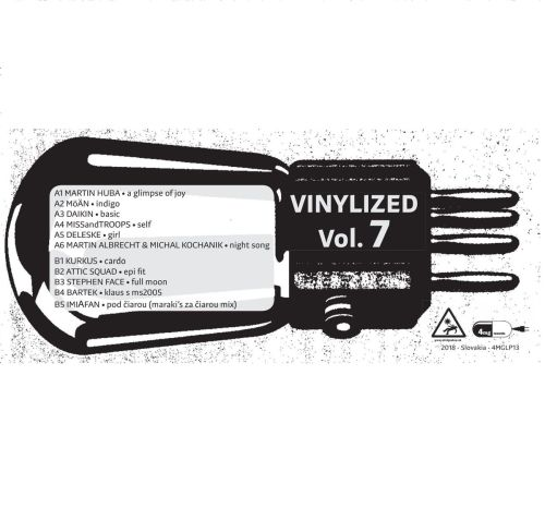 V/A - Vinylized Vol.7 (2018)