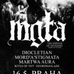 Mgła, Diocletian ad. v květnu v Praze
