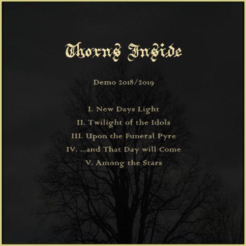 Thorns Inside - EP 2018/2019