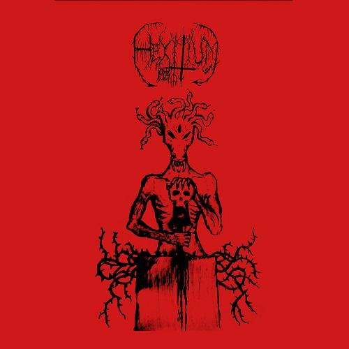 Hexitium - The Sacrilegious Throne